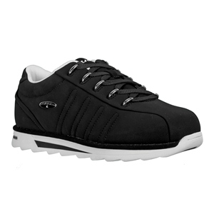 Black/White Lugz Changeover