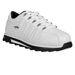 Lugz Changeover White/Black