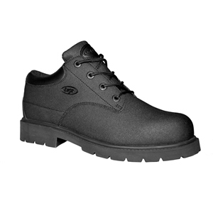 Lugz Drifter Lo Scuff Proof EEE Black