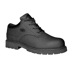 Lugz Drifter Lo Scuff Proof Sr Black
