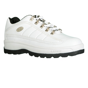 Lugz Dot.Net Sr White/Black