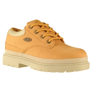 Lugz Drifter Lo Ballistic in Wheat/Cream