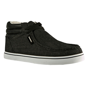 Lugz Ease Black/White