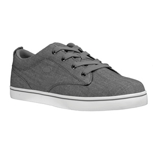 Lugz Roller Lo Denim Charcoal/White