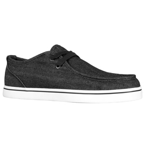 Lugz Sparks Denim Black/White