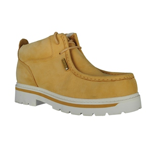 Lugz Strutt Wheat/White