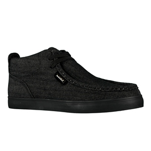 Lugz Strider Denim Black