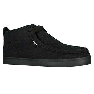 Lugz Strider Peacot Black