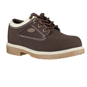 Lugz Savoy Sr Chocolate/Cream