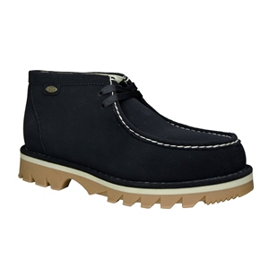Lugz Wally Mid Black/Cream