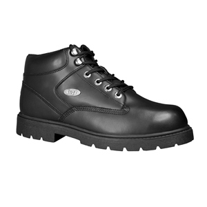 Lugz Zone Hi Sr Black