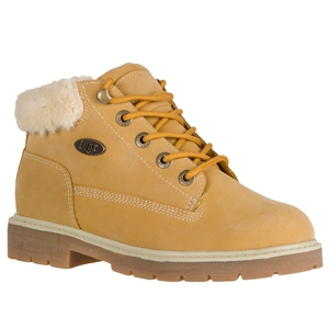 Lugz Drifter W/Fur Wheat/Cream