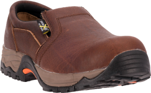 McRae Twin Gore Comp Toe Met Guard in Mesquite Brown