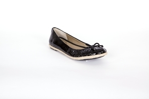 Me Too Hailey Black Patent