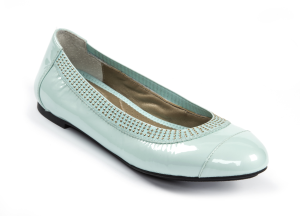 Me Too Kailani Mint Blue Patent