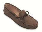 Minnetonka Classic Moc Dusty Brown