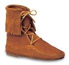 Minnetonka Tramper Ankle Hi Boot Brown