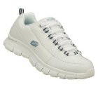 Skechers Flex Fit - Super Power Blue/White