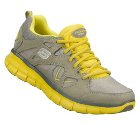 Skechers Synergy - Memory Sole YellowGray