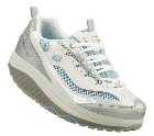 Skechers SHAPE-UPS - JUMP START White