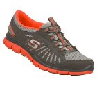 Skechers Gratis - Big Idea Orange/Gray