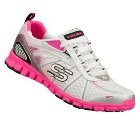 Skechers EZ Flex - Barbed Wire PinkWhite