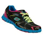 Skechers EZ Flex - Wild Things MultiBlack
