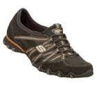 Skechers Bikers - Quick Step CoralGray
