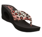 Skechers Key Holes - Peek Coral