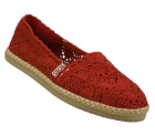 Skechers Bobs - Doily Red