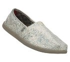 Skechers Bobs World - Earth Papa Silver