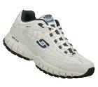 Skechers Juke Navy White