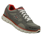 Skechers Synergy - Over Haul RedGray