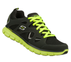 Skechers Synergy - Gridiron GreenBlack