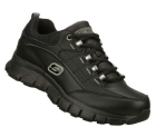 Skechers Work: Flex Fit SR - Leaper Black