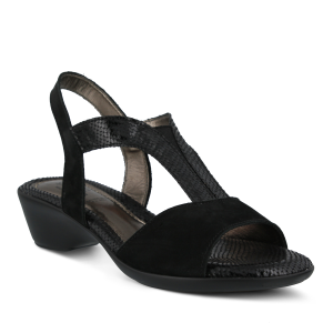 Black Spring Step Berit