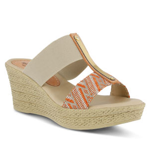 Orange Multi Spring Step Endina