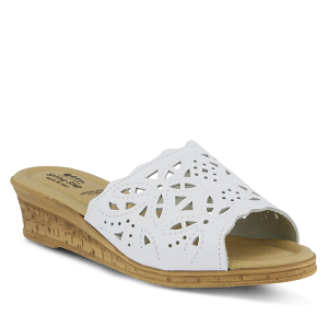 White Spring Step Estella