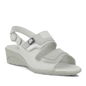 Gray Multi Spring Step Faison
