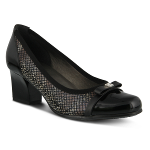 Brown Python Spring Step Filomena