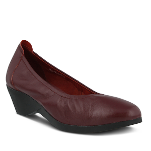 Bordeaux Spring Step Keziah