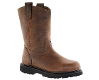 Timberland Steel Toe Wellington Brown