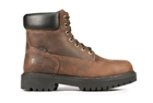 Timberland 6 In Steel Toe  Dark Brown