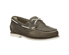 Timberland Classic Unlined Boat Shoe Granite Grey