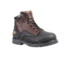 Timberland Powerwelt Waterproof 6-Inch Steel Toe Dark Brown