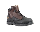 Timberland Powerwelt 6-Inch Steel Toe Medium Brown