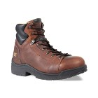 Timberland TITAN LACETOTOE ST BROWN DARK BROWN