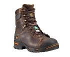 Timberland Endurance 8 Inch Steel Toe Brown