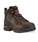 Timberland Endurance PRO 6 Inch Steel Toe Brown