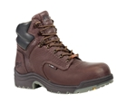 Timberland Titan WP 6-Inch Safety Toe Dark Brown
